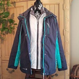 Free Country Radiance ski jacket